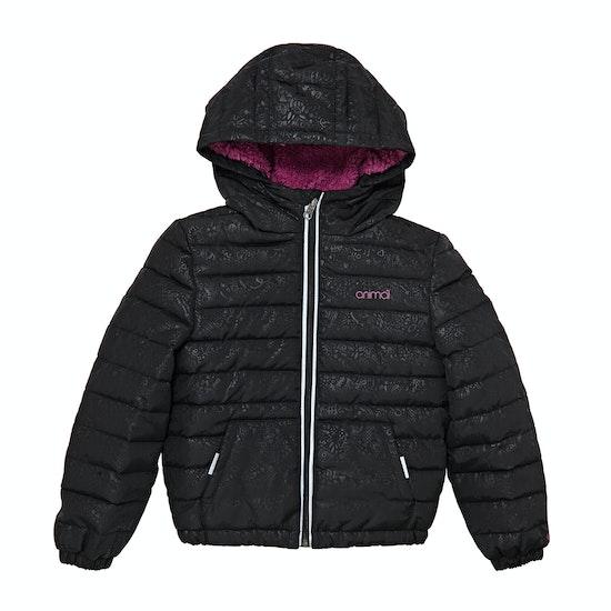 Animal Shiney Girls Jacket
