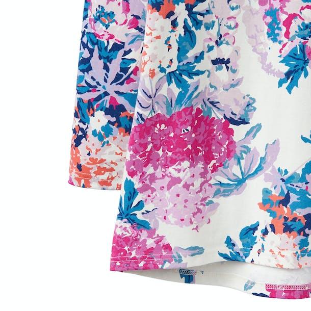 Joules Harbour Print Ladies Top