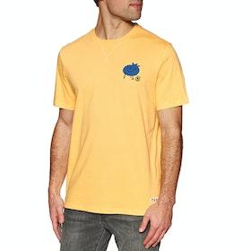 Element Yawyd Healthy Short Sleeve T-Shirt - Banana