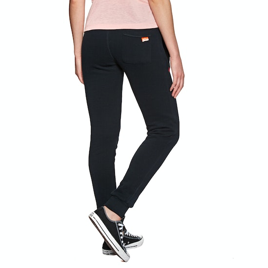 Pantalons de Jogging Femme Superdry Orange Label