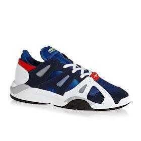 Adidas Originals Dimension Lo Shoes - Royal Navy White