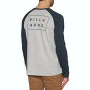 Camiseta de manga larga Billabong Die Cut