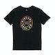 T-Shirt à Manche Courte Rip Curl Neon Donut