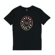Rip Curl Neon Donut Boys Short Sleeve T-Shirt