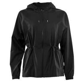 Rains W Matte Damen Jacke - Black