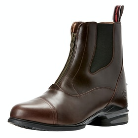 Ariat Devon Nitro Mens Paddock Boots - Waxed Chocolate