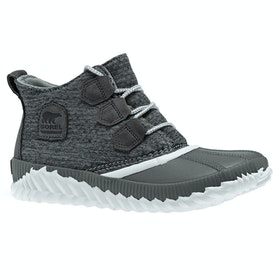 Sorel Out N About Plus Ladies Boots - Sweats Quarry