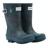 Hunter National Trust Print Childrens Wellington Boots