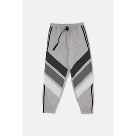 Adidas 3 Stripe Jogging Pants - Light Granite Solid Grey Grey Five