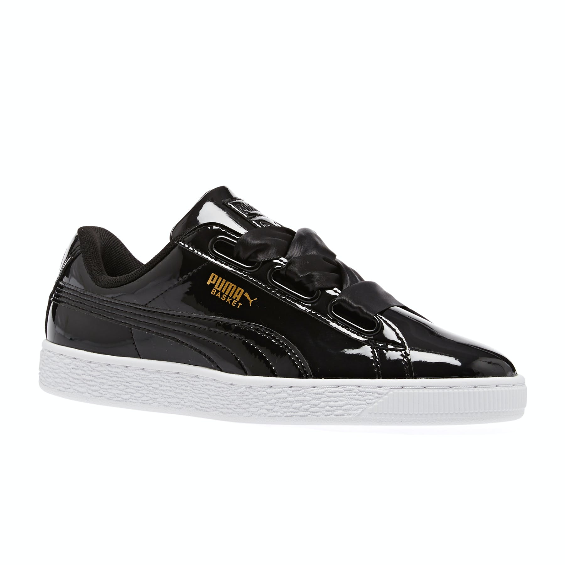 official photos 57cae 28f2a Puma Basket Heart Patent Wn's Womens Shoes | Free Delivery Options
