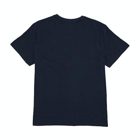 Timberland Stack Logo Short Sleeve T-Shirt
