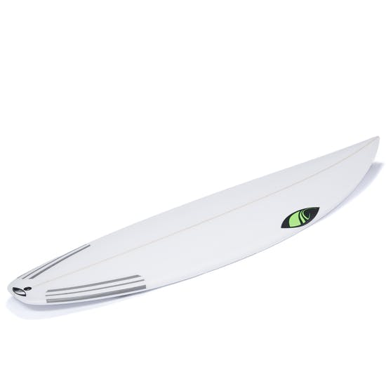 Sharp Eye #77 Thruster FCS II Surfboard