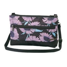 Borsa a Mano Donna Dakine Jacky - Night Flower