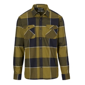Dakine Underwood Flannel Shirt - Olive Drab