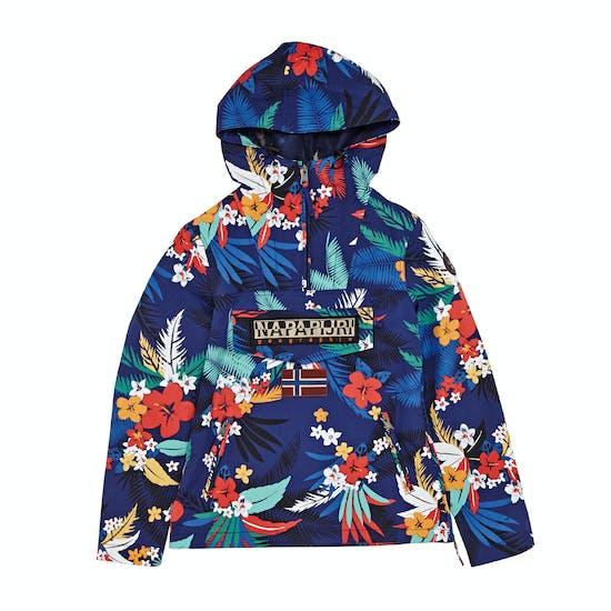 Napapijri Rainforest S W Print Fantasy Girls Jacket