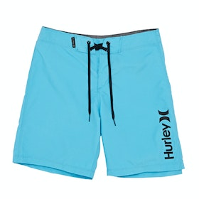 Hurley One & Only Supersuede 16in Boardshorts - Blue Fury