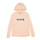Hurley One & Only Fleece Ladies Pullover Hoody