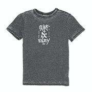 Hurley Surf & Enjoy Girls Short Sleeve T-Shirt