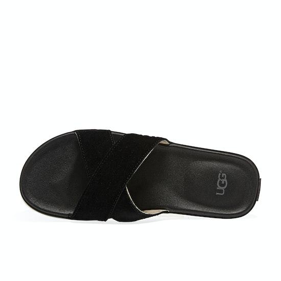 UGG Beach Sliders
