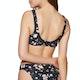 Minkpink Anise Lace Up Scoop Bikini Top