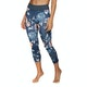 Roxy Explosive Feeling Capri Womens Leggings