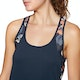 Roxy Fitness Liquid Sunshine Sleeveless Womens Running Top