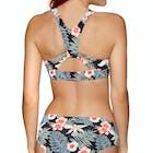 Roxy Beach Classic Full Crop Bikini Top