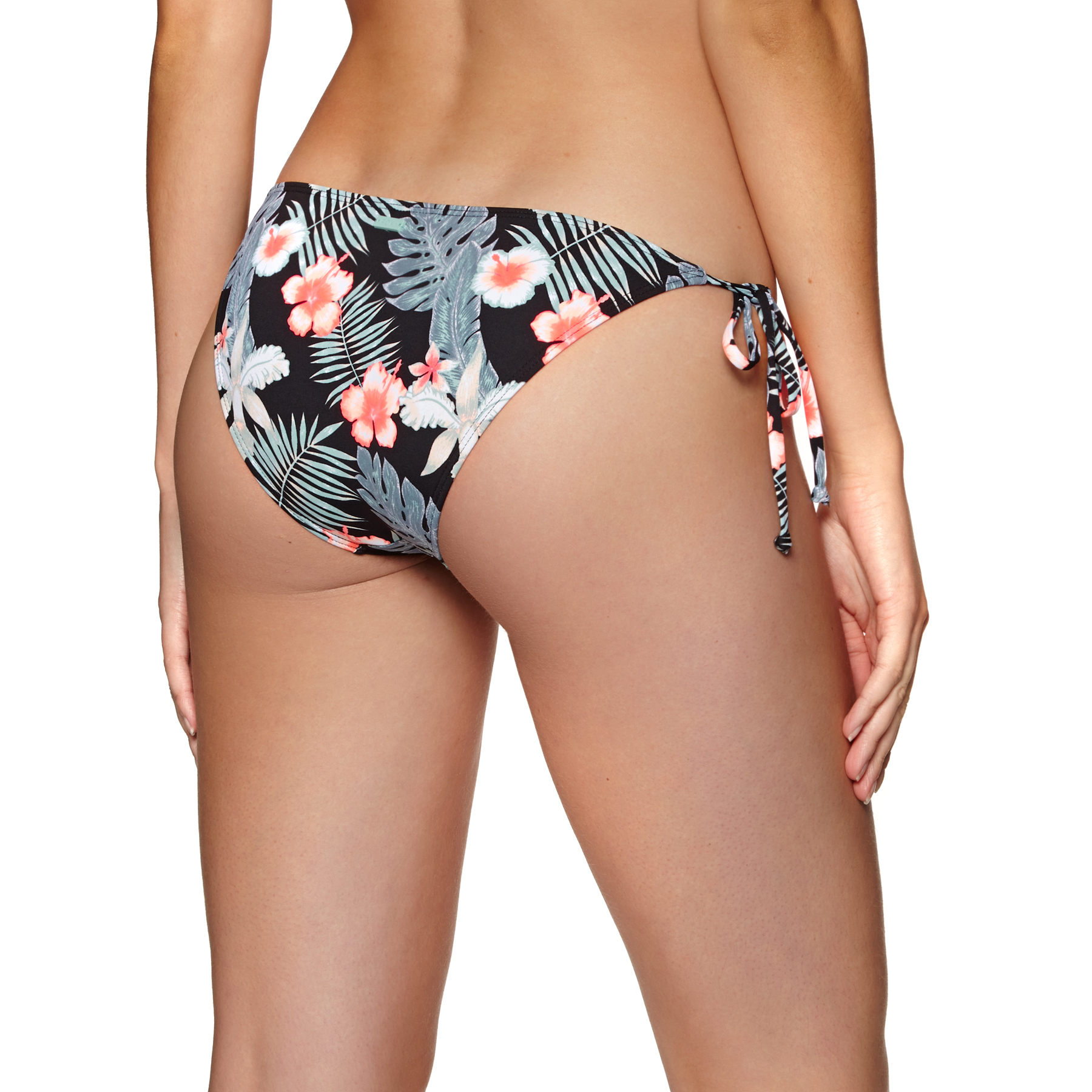 Roxy essenziale Costume da bagno-ANTRACITE-Donna Costumi Da Bagno /& Bikini
