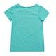 Animal Sunset Sea Girls Short Sleeve T-Shirt