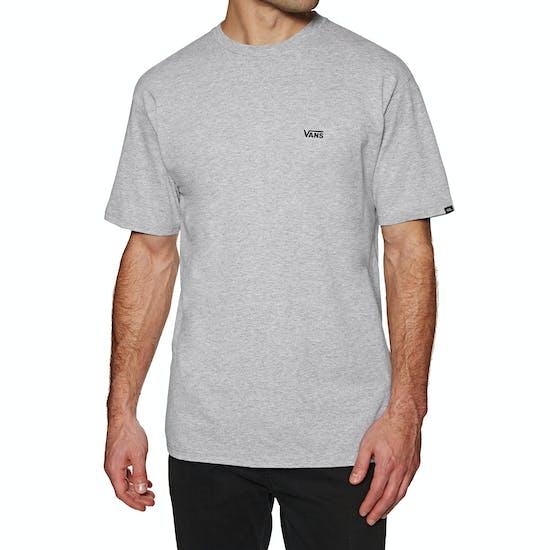 T-Shirt à Manche Courte Vans Left Chest Logo