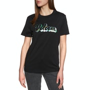Volcom Stone Slick Ladies Short Sleeve T-Shirt