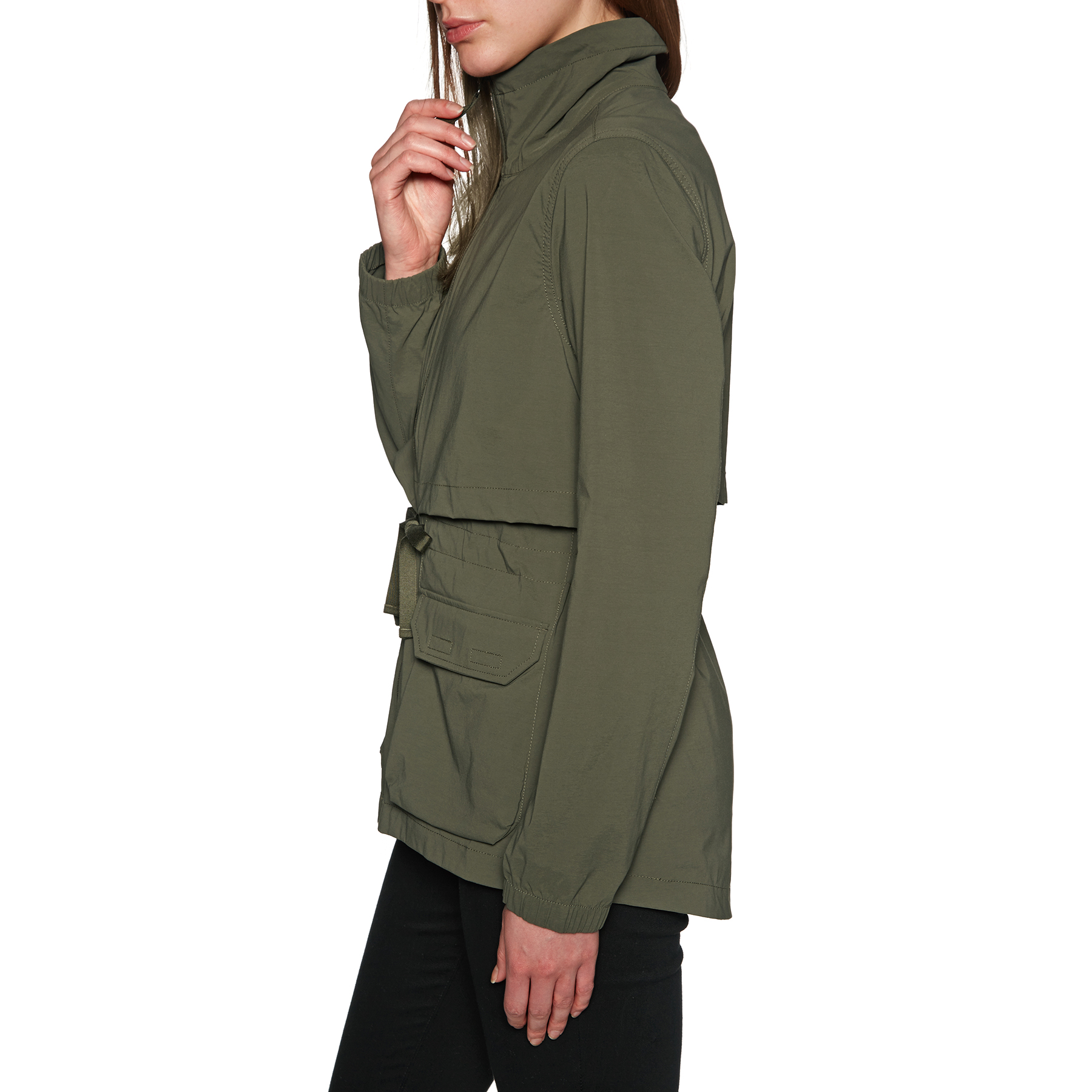 Tnf Black All Sizes The North Face Sightseer Womens Jacket Windproof