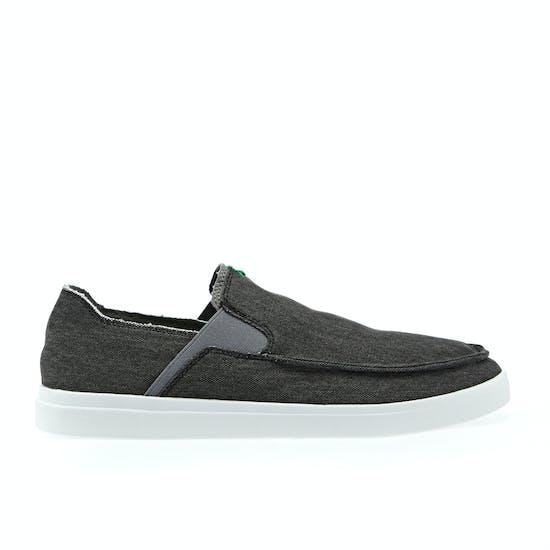 Sanuk Pick Pocket Slip-on Sneaker Shoes