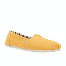 Scarpe Slip On Toms Alpargata - Yellow