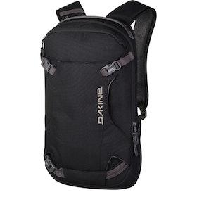 Plecak zimowy Dakine Heli Pack 12L - Black