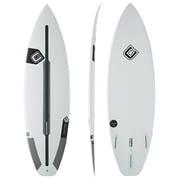 Clayton Havok Spine-Tek Futures Thruster Surfboard