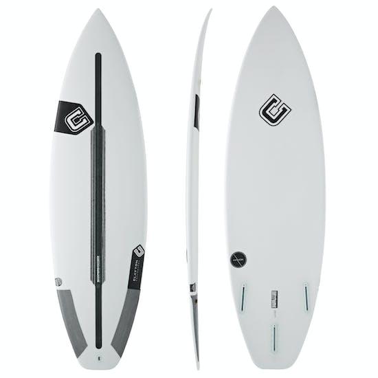 Clayton Havok Spine-Tek Futures Thruster Surfboard
