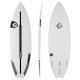 Clayton Reflex Spine-Tek Futures Thruster Surfboard