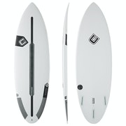 Clayton The Egg Spine-Tek Futures Thruster Surfboard