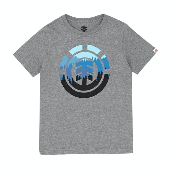 Element Glimpse Icon Boys Short Sleeve T-Shirt