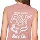Camiseta sin mangas Mujer Fox Racing Worldwide