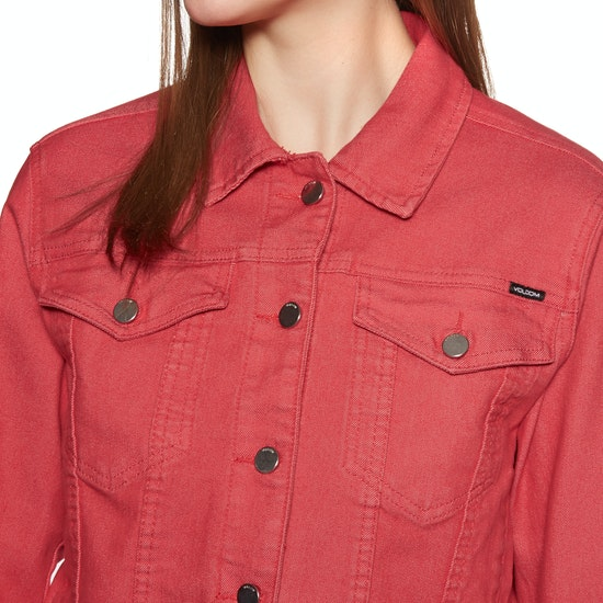 Volcom Gmj Shrunken Jkt Ladies Jacket