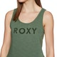 Roxy Red Lines A Womens Tank Vest