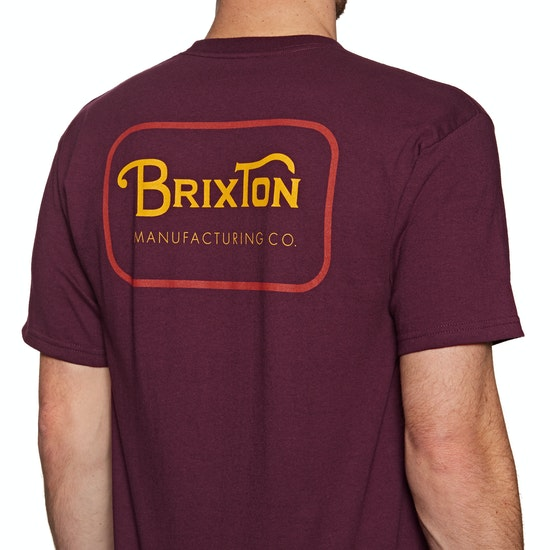 Brixton Grade Standard Short Sleeve T-Shirt