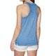 Superdry Burnout Pocket Dames Tank Vest