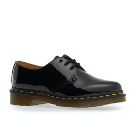 Dr Martens 1461 Dress Shoes - Black Patent Lamper