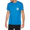 T-Shirt à Manche Courte DC Basic Pocket - Brilliant Blue