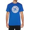 T-Shirt à Manche Courte DC Circle Stars - Nautical Blue