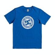 DC Circle Star Jungen Kurzarm-T-Shirt