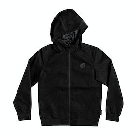 DC Ellis Water Resistant Boys Jacket - Black
